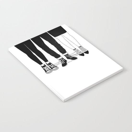 Love Triangle Notebook