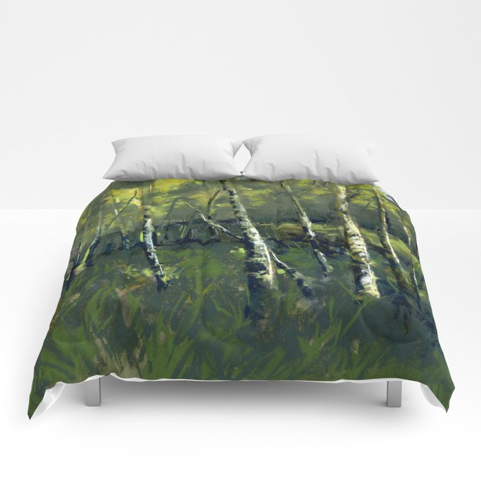 Aspen Grove Comforters