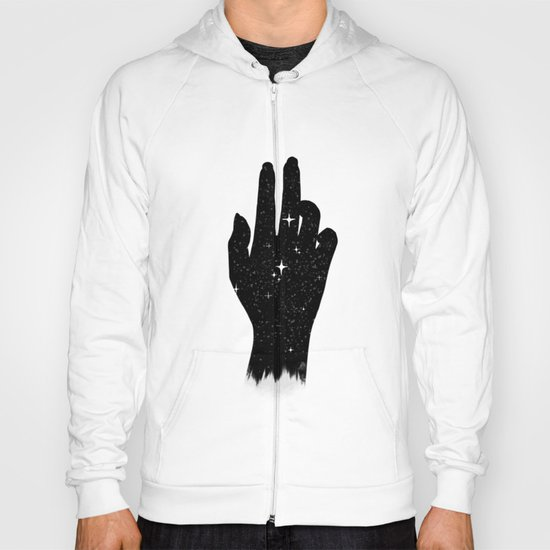 Hold the World in Your Hand Hoody