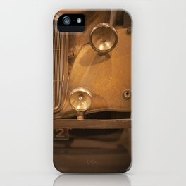 Wolseley iPhone Case