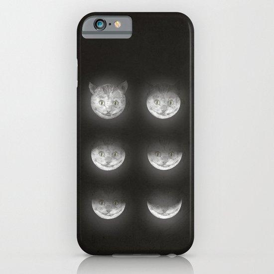 Waning Cheshire iPhone & iPod Case
