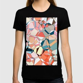 Jumble of Shapes And Colors T-shirt
