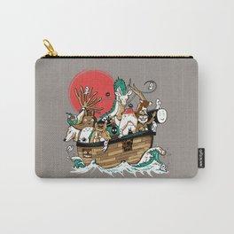 Miyazaki's ark Carry-All Pouch