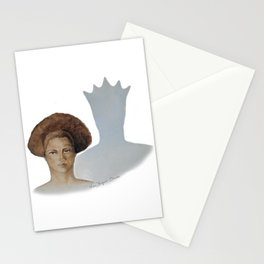 Her Hair, Her Crown Stationery Cards