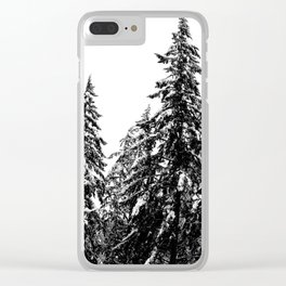 cover Clear iPhone Case