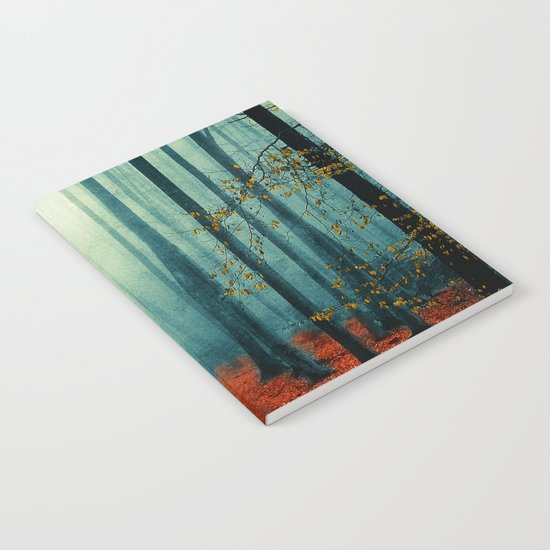 Landscape (colour option) Notebook