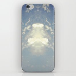 Cloud Blot iPhone Skin