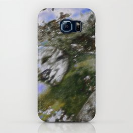 Face your fading World iPhone Case