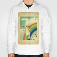 dorothy Hoodies featuring Dorothy by Robin Curtiss