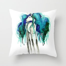 LINWË Throw Pillow