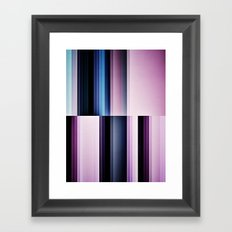 vyrt pynk Framed Art Print