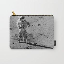 Apollo 17 - Commander Gene Cernan Carry-All Pouch