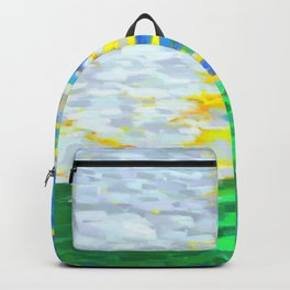 Sunny day for Impressionism Backpack