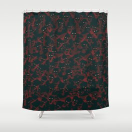 The Horde Shower Curtain
