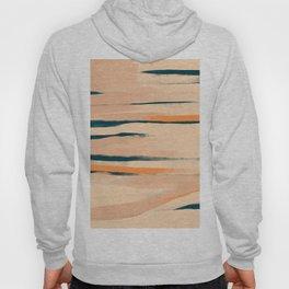 Wood Grain Abstracts Hoody