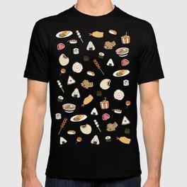 Popular Japanese Food T-shirt