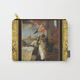 Framed Tyrant Tupuxuara Carry-All Pouch