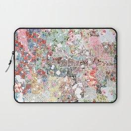 Orlando map landscape Laptop Sleeve
