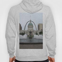 St. Louis arch Hoody