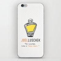 oitnb iPhone & iPod Skins featuring Luschek | OITNB by Sandi Panda