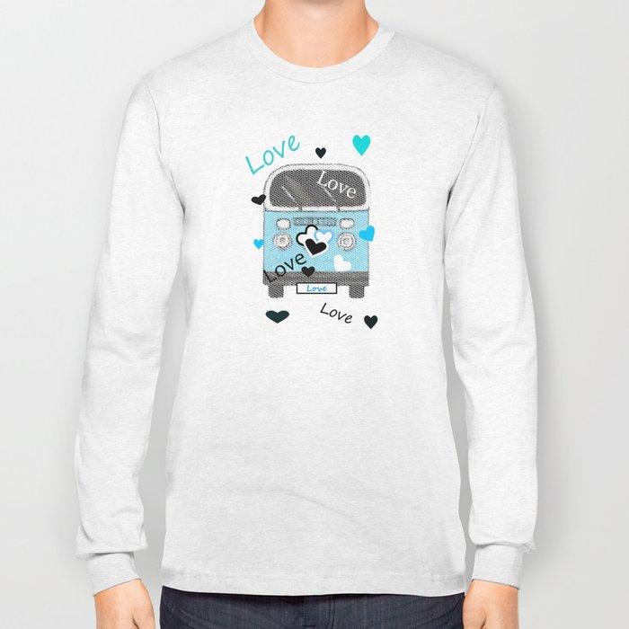 Love Bus Long Sleeve T-shirt