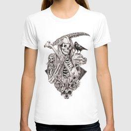 Grim Reaper Vengeance T-shirt