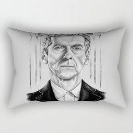 The 12th (Light Variant) Rectangular Pillow
