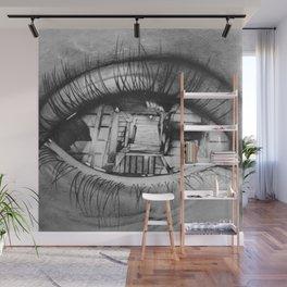 Vertigo effect Wall Mural