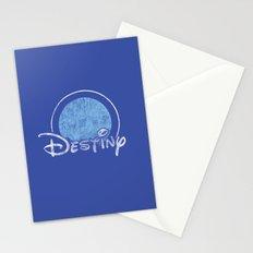 Walt Destiny Stationery Cards