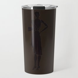 Patience (oil on canvas) Travel Mug