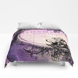 Midsummer Night's Dream Comforters