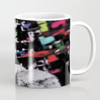 zappa Mugs featuring Moleque by img forest