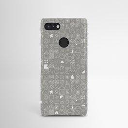 Cositas in White! Android Case