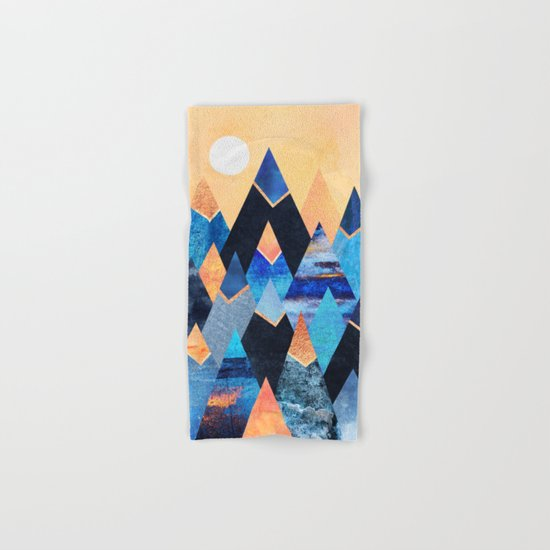 Blue Mountains Hand & Bath Towel