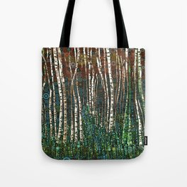 :: Wild in the Woods :: Tote Bag