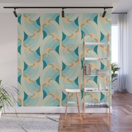 Flying Birds Wall Mural