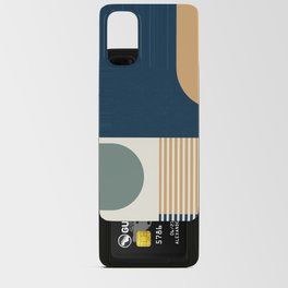 Cool Color Pallette Pattern Android Card Case