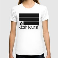 flag T-shirts featuring Flag by DarkTourist