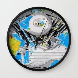 Shove it Wall Clock