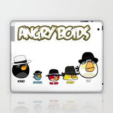 Angry Boids Laptop & iPad Skin