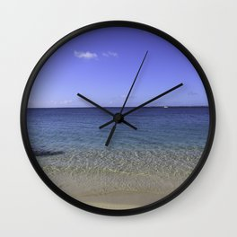 Caribbean Love Wall Clock