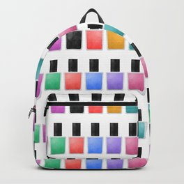Nail Polish Backpack