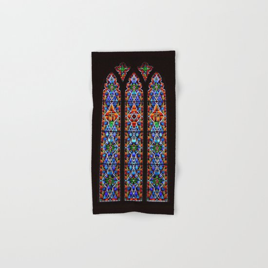 Mary's Mountain Windows Hand & Bath Towel