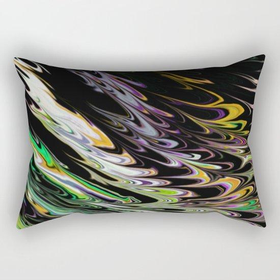 UNFrailing Rectangular Pillow