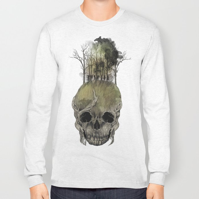 Lost Woods Long Sleeve T-shirt