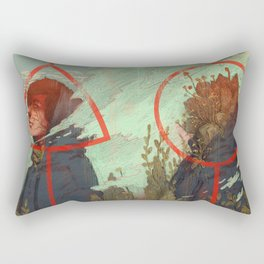 Sustained Self Rectangular Pillow