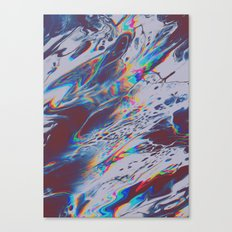 IT SEEMS LIKE ONCE AGAIN YOU'VE HAD TO GREET ME WITH GOODBYE Canvas Print