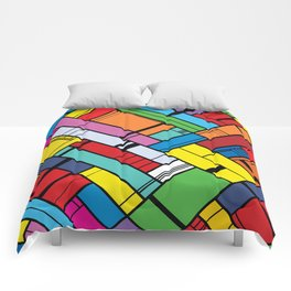 La Grille #10 Comforters
