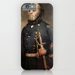 Jason Voorhees Friday The 13th iPhone Case