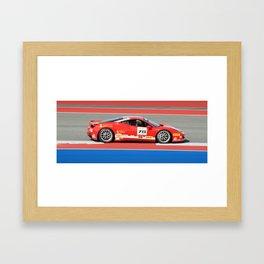 Ferrari 1 Framed Art Print